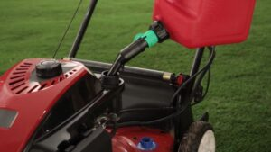 Gas For A Lawn Mower - What You Should Know