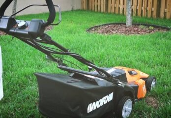 WORX WG788 19-Inch 36 Volt Cordless Electric Lawn Mower Review