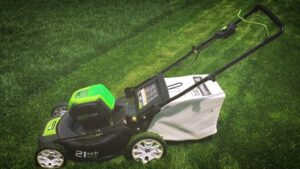 Greenworks GLM801601 Review