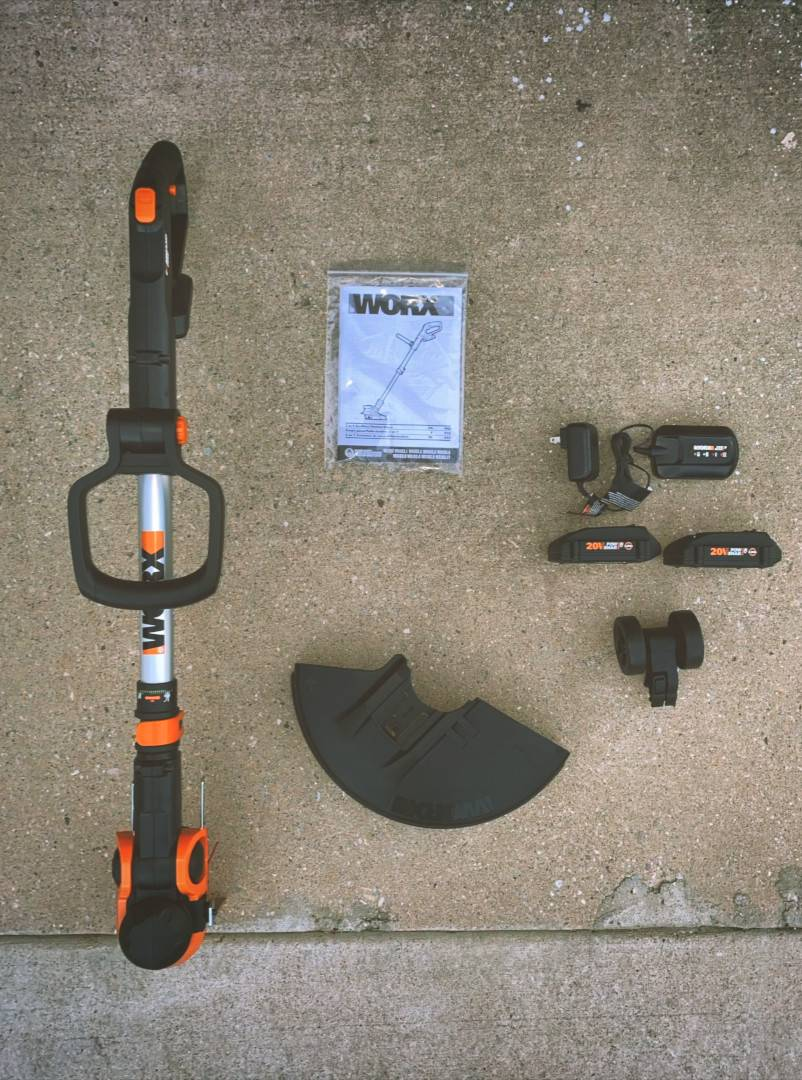 WORX WG163 Review