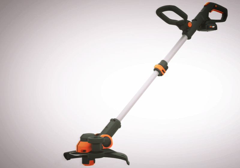 WORX WG931 20V Power Share Cordless Grass Trimmer, Hedge Trimmer, and Blower, 2 20V Batteries and 1-hr Charger