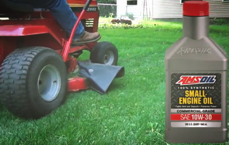 Amsoil 10W-40 Small Engine Synthetic Motor Oil review